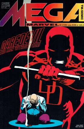 Mega Marvel 02/1995 – Daredevil: The Man Without Fear