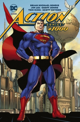 Superman Action Comics #1000