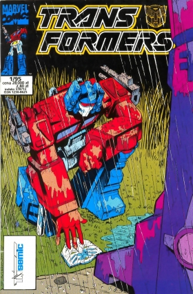 Transformers 01/1995
