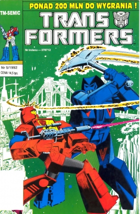 Transformers 05/1992